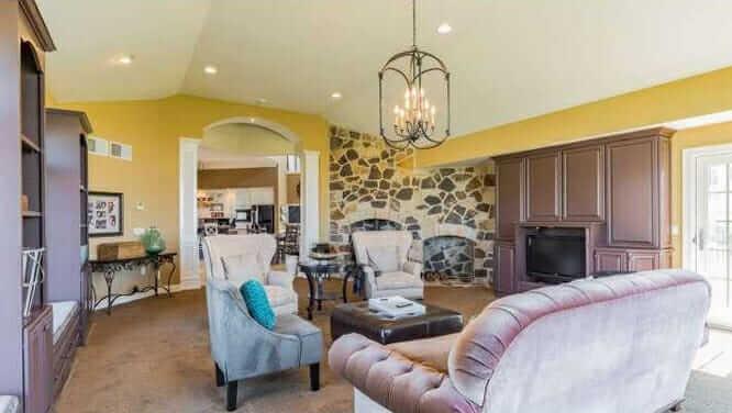 McArdle Living Area