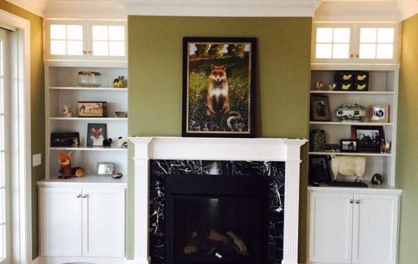 McArdle Fireplace